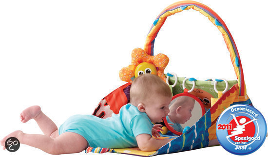 Lamaze Pyramide 3-in-1 SpeelGym