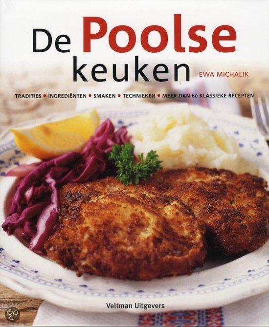 bol com De Poolse keuken, Ewa Michalik 9789048300013