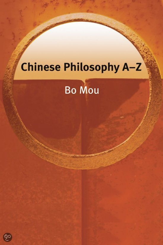 Chinese Philosophy: Overview of Topics