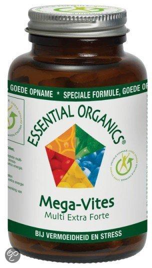 Orgnische Multivitamine Voor je Testosteronproductie