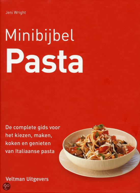 Minibijbel Pasta / druk Heruitgave