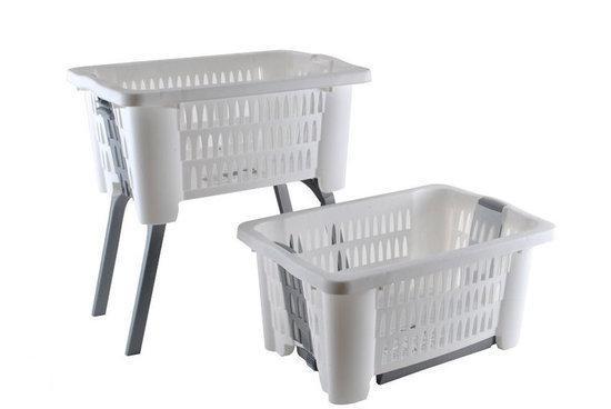 bol.com : DSM Wasmand - Rechthoek - Wit : Koken en tafelen