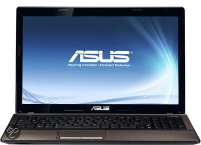 Asus K53SV-SX706V - Intel i5-2430M / 8 GB DDR3 RAM / 640 GB HDD / GeForce GT540M / 15.6 inch / Bruin