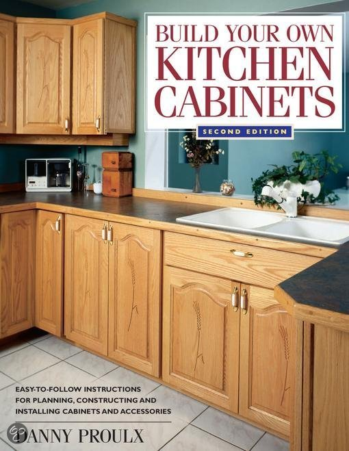 build your own kitchen cabinets ebook adobe