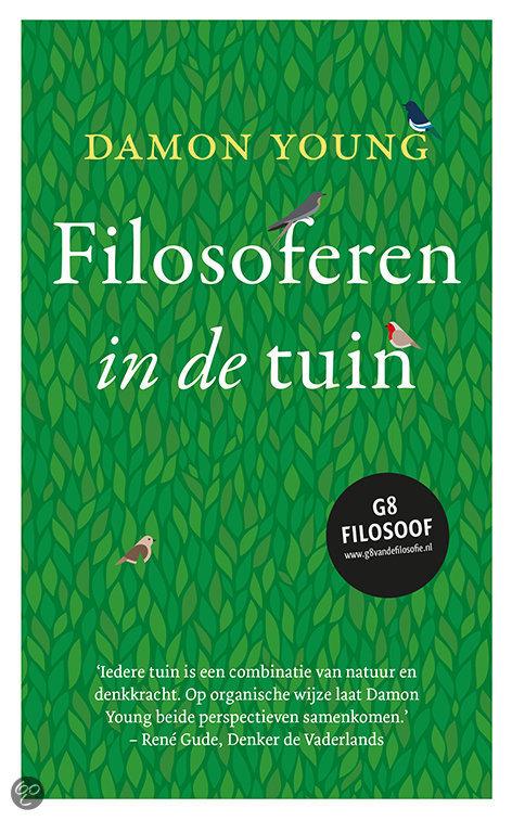Citaten Franse Filosofen : Bol filosoferen in de tuin damon young
