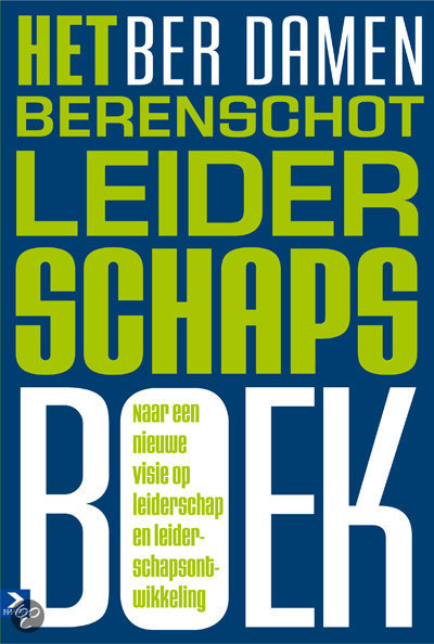 Het Berenschot leiderschapsboek