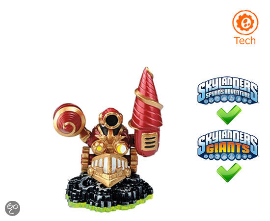 Skylanders Spyro's Adventure Drill Sergeant Wii + PS3 + Xbox 360 + 3DS + PC