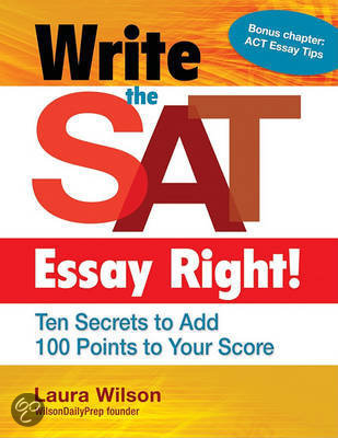 SAT Essay Tips: Help your teens understand the SAT essay and write ...