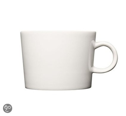 Iittala Teema - Koffiekop - 0,22 l - Wit