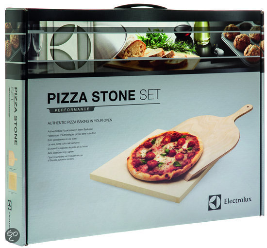 Electrolux Pizzasteen Set E9OHPS01