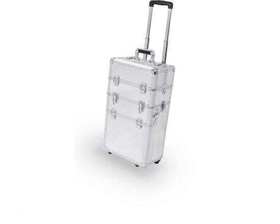 Varo PRM10113T Aluminium Gereedschapswagen - Gereedschapstrolley - Lichtgewicht - Zilver