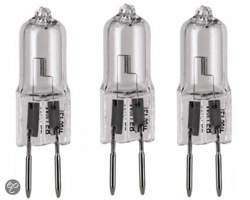 Halogeen lamp 12v 20w g6 35 3pak klussen for Lampen 12v 20w