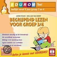Edurom begrijpend lezen voor groep 3 4 a w for Begrijpend lezen groep 4