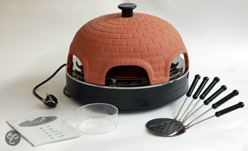 Pizza La Casa 6 persoons Pizza Oven