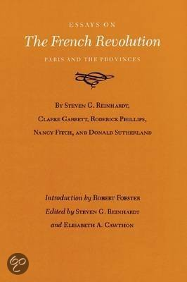 Essays on women in the french revolution