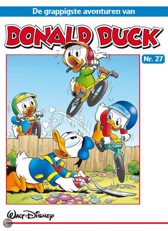 Donal Duck / De grappigste avonturen 027