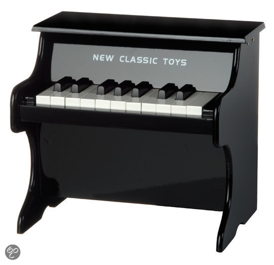 Piano - Zwart