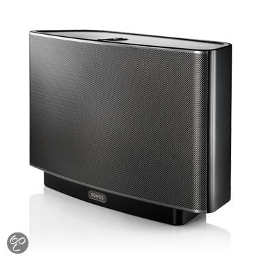 Sonos PLAY:5  All-in-one draadloze HiFi-speler met 5 geintegreerde speakers - Zwart