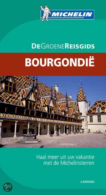 MICHELIN Groene reisgids Bourgondie