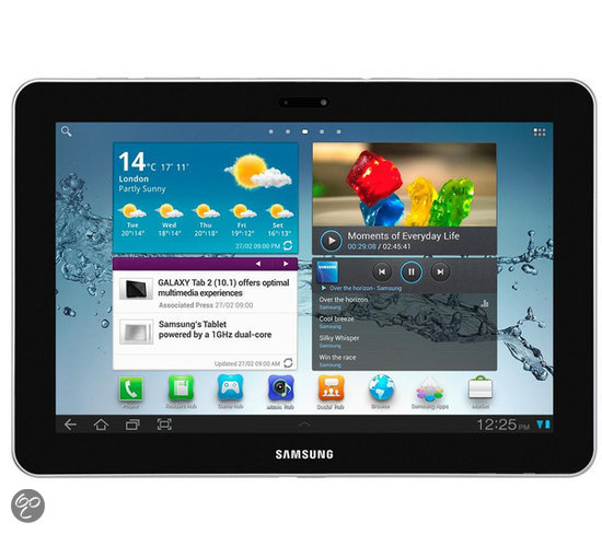Belkin Screen Guard Anti-Glare Screenprotector voor de Samsung Galaxy Tab 2 - 10.1 Inch