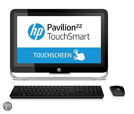 Bol com hp pavilion 22 h000ed all in one desktop touch