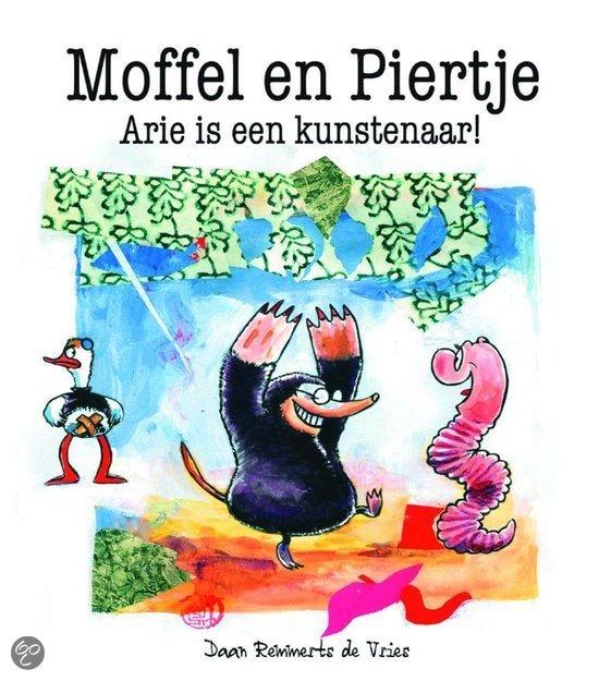 Moffel en Piertje / Arie is een kunstenaar !