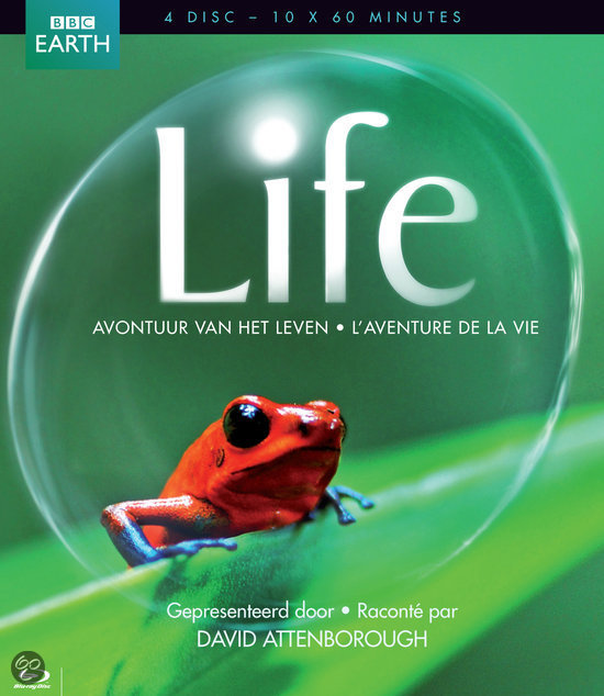 BBC Earth - Life (Blu-ray)