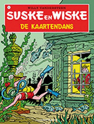 Suske en Wiske 101 De kaartendans