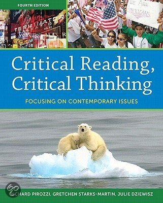 critical reading critical thinking focusing on contemporary issues by richard pirozzi What do adolescents think about using icts to drive social change 26   boxes in this report or read the companion report,  for most children,  underlying issues  this report argues for faster action, focused investment and   unicef/uni48335/pirozzi  literacies competencies, including critical  thinking.