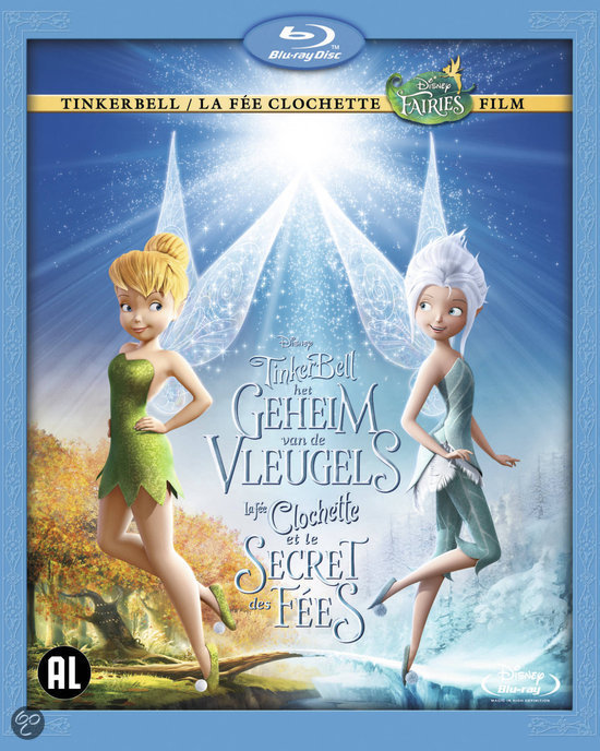 Tinkerbell - Het Geheim Van De Vleugels (Blu-ray)