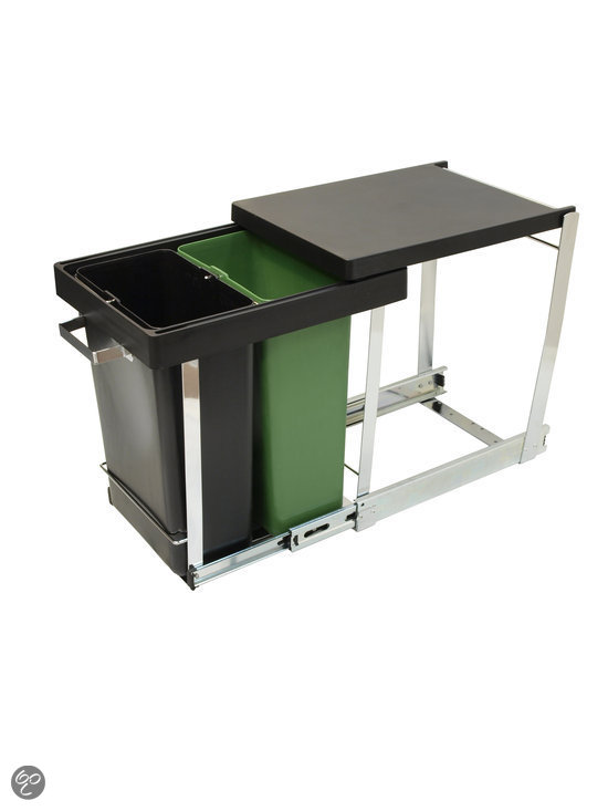 Afvalbak Keuken Inbouw Ikea : Keukenkast Pictures