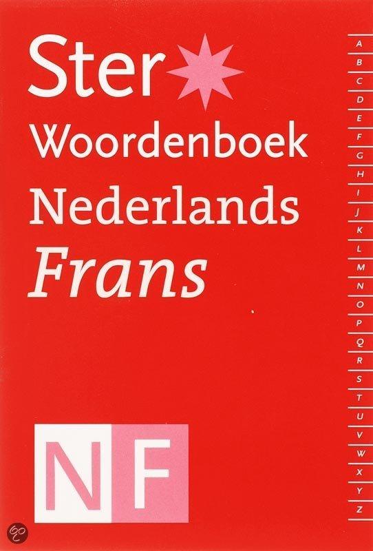 Ster Woordenboek Nederlands-Frans   Gratis boeken ...