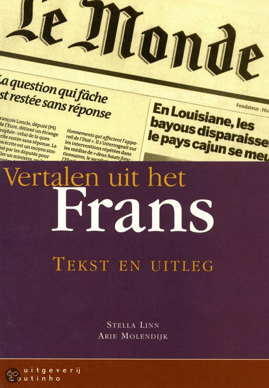 tekst vertalen frans nederlands gratis