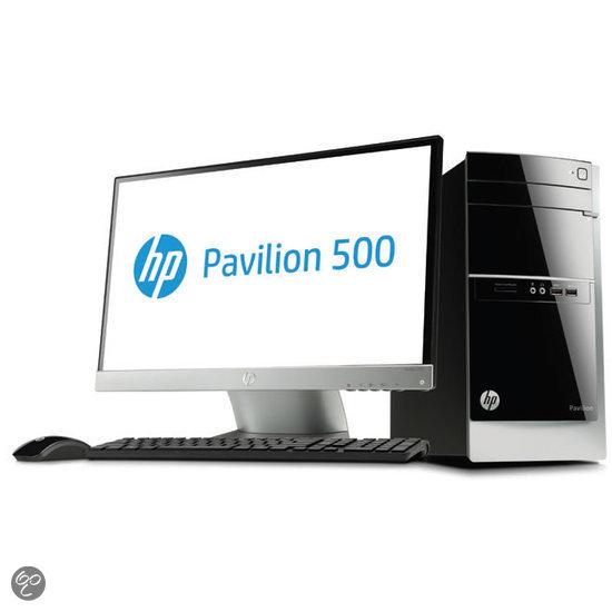 HP Pavilion 500-005EDM - Desktop en Monitor