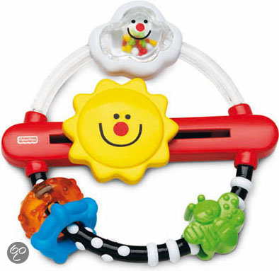Fisher-Price Zonneschijn Speelring