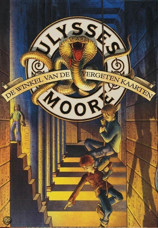 Ulysses Moore / 2 De winkel van de Vergeten Kaarten