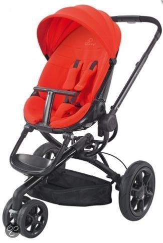 Quinny Moodd - Kinderwagen - Red Revolution