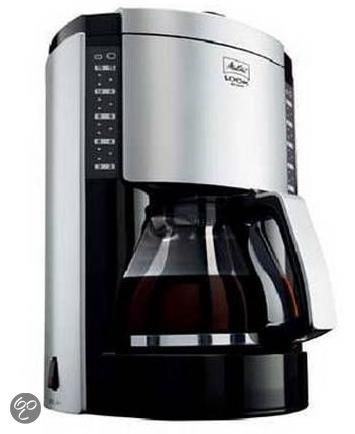 melitta koffiezetapparaat look 3 deluxe zwart elektronica. Black Bedroom Furniture Sets. Home Design Ideas