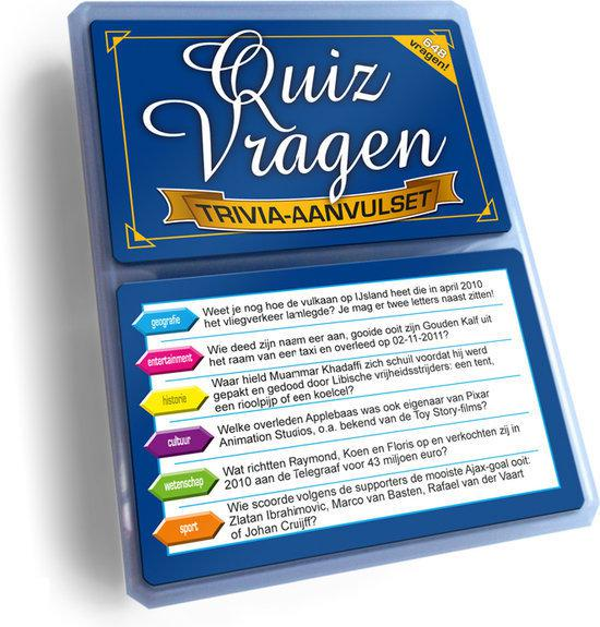 Trivia Aanvulset