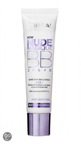 L'Oréal Paris Nude Magique BB Cream - Light - Foundation