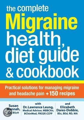 bol.com | The Complete Migraine Health, Diet Guide ...