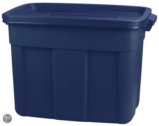Curver Superbox 57 l - Blauw
