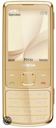 Nokia 6700 - Goud