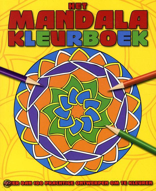 Mandala kleurboek