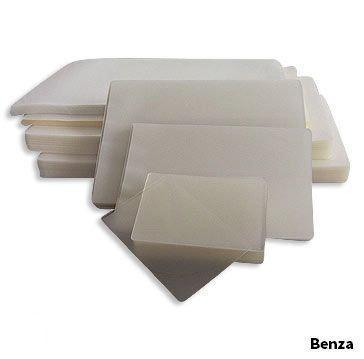Benza Lamineersheets Glanzend 216 x 303 mm (A4) 125 micron (25 stuks) in Godinne