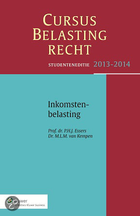 Inkomstenbelasting 2013-2014  / 2013-2014