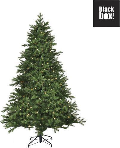 kerstboom nodig vandaag speciale black box trees kerstboom led brampton h155d107 groen. Black Bedroom Furniture Sets. Home Design Ideas