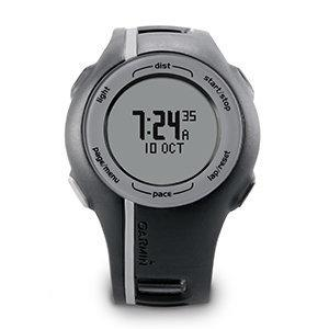 Garmin Forerunner 110 - Zwart/Rood - met hartslagmonitor