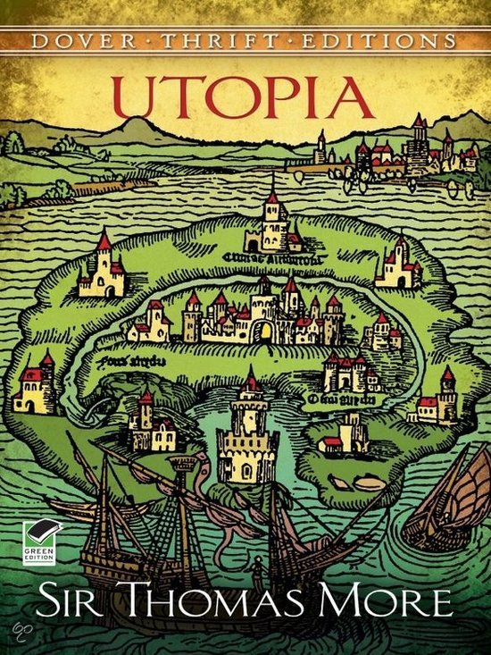 essay questions thomas mores utopia