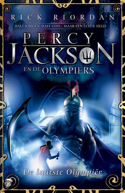 De Laatste Olympiër cover